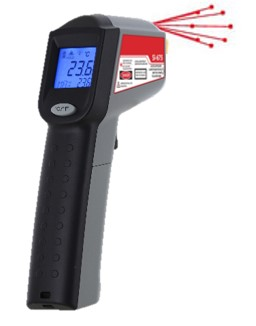 SI-675 Infrared Thermometer 8 Laser Beam